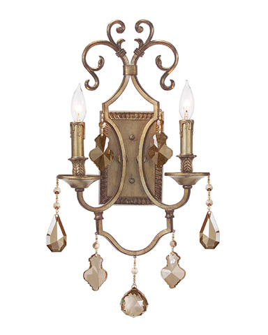 John Richard Collection - Two Light Sconce - AJC-8730
