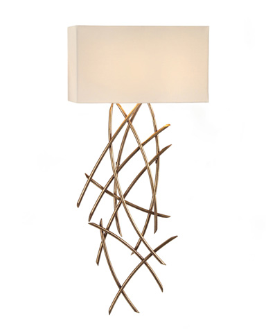 John Richard Collection - Two Light Wall Sconce - AJC-8742