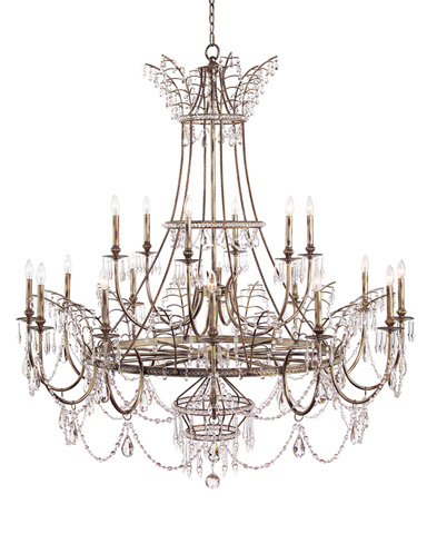 John Richard Collection - Eighteen Light Chandelier - AJC-8755