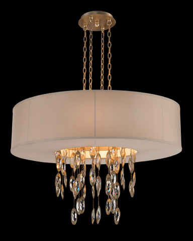 John Richard Collection - Eleven Light Counterpoint Chandelier - AJC-8815