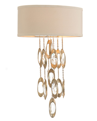 John Richard Collection - Two Light Counterpoint Sconce - AJC-8818