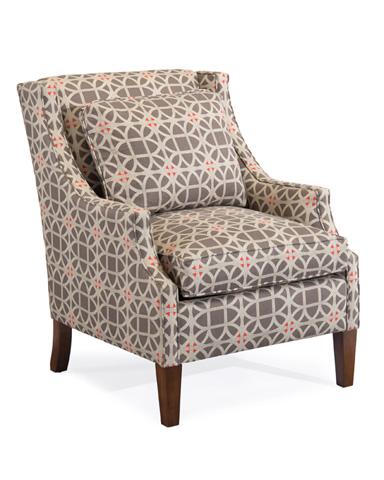 John Richard Collection - Scoop Arm Chair - AMQ-1103Q01-2030-AS