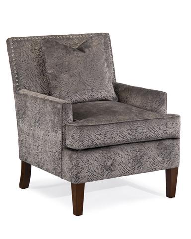 John Richard Collection - Track Arm Chair - AMQ-1107Q01-2009-AS