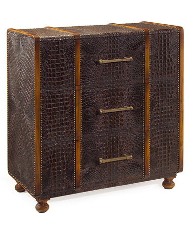 John Richard Collection - Carpathian Steamer Chest - EUR-01-0138