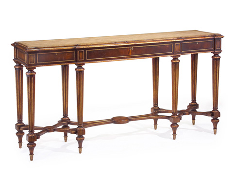 John Richard Collection - Marble Top Console - EUR-02-0034