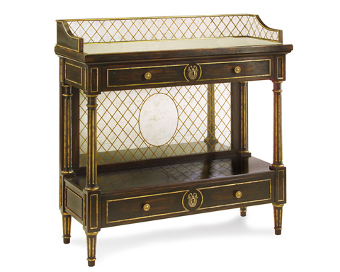 John Richard Collection - Windsor Console Table - EUR-02-0102