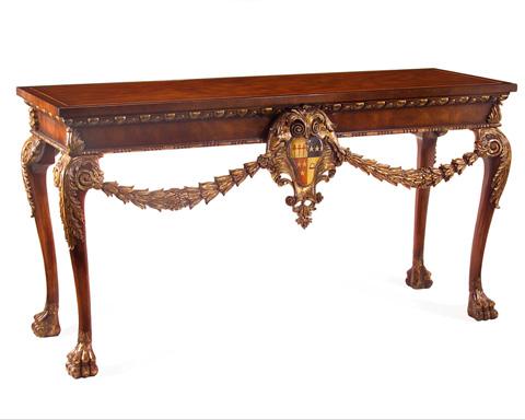 John Richard Collection - Sutherland Side Table - EUR-02-0109