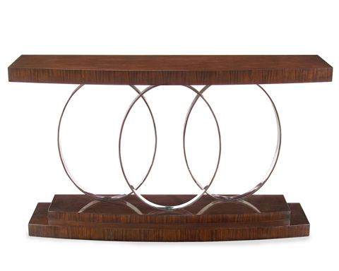 John Richard Collection - Argento Console Table - EUR-02-0118