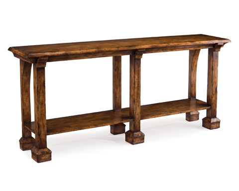 John Richard Collection - Rustica Console Table - EUR-02-0200