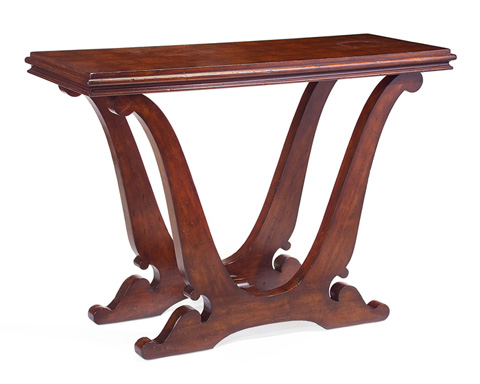 John Richard Collection - English Oak Console Table - EUR-03-0168
