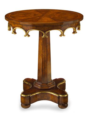 John Richard Collection - Drake Side Table - EUR-03-0275