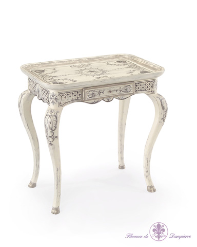 John Richard Collection - Carnavalet Table - EUR-03-0384