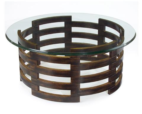 John Richard Collection - Bracelet Cocktail Table - EUR-03-0389