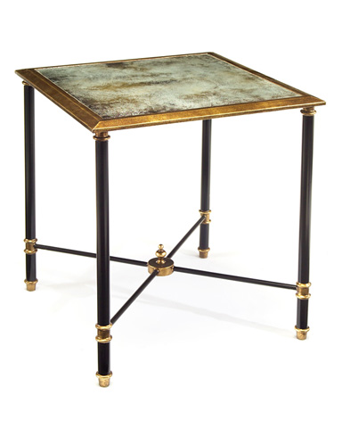 John Richard Collection - Neoclassical Lamp Table - EUR-03-0408