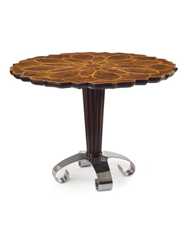 John Richard Collection - Lotus Accent Table - EUR-03-0419