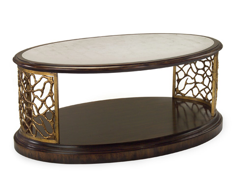 John Richard Collection - Twinning's Cocktail Table - EUR-03-0428