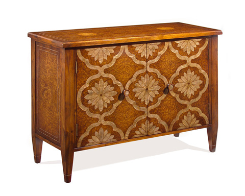 John Richard Collection - Giverny 2 Door Cabinet - EUR-04-0118