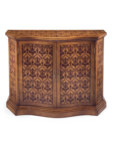 John Richard Collection - Navarre Serpentine Cabinet - EUR-04-0139