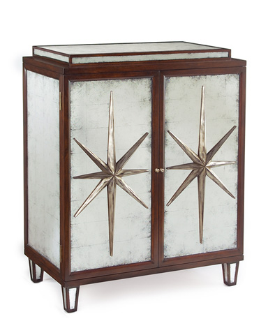 John Richard Collection - Starburst 2 Door Cabinet - EUR-04-0182