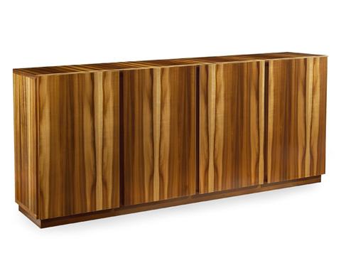 John Richard Collection - Zebra Wood Credenza - EUR-04-0205