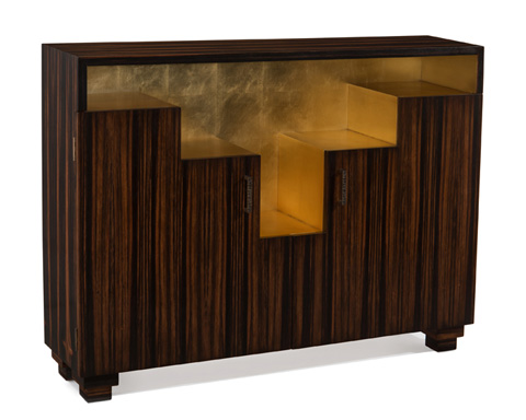John Richard Collection - Stair Stepped Cabinet - EUR-04-0249