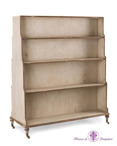 John Richard Collection - Mougins Bookcase - EUR-04-0263