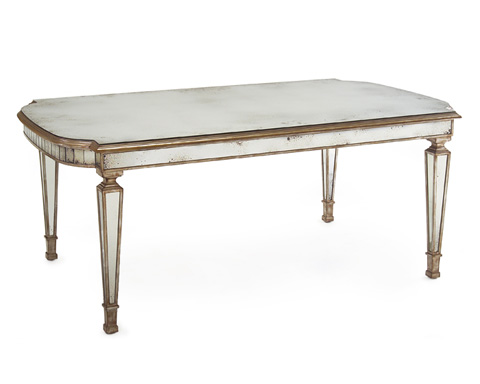 John Richard Collection - Bourbon Dining Table - EUR-10-0024