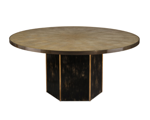 John Richard Collection - Vintage Dining Table - EUR-10-0054