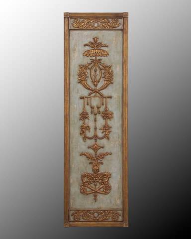 John Richard Collection - Hand Carved Wood Panel ll - GBG-0455B