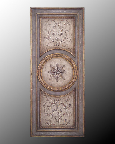 John Richard Collection - Cabris Hand Painted Panel - GBG-0508