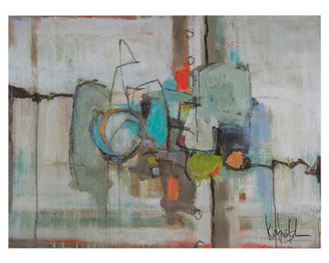 John Richard Collection - Kent Walsh's Turbulence - GBG-0901