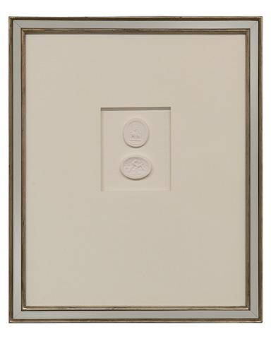 John Richard Collection - Ivory Intaglio IV - GBG-0981D