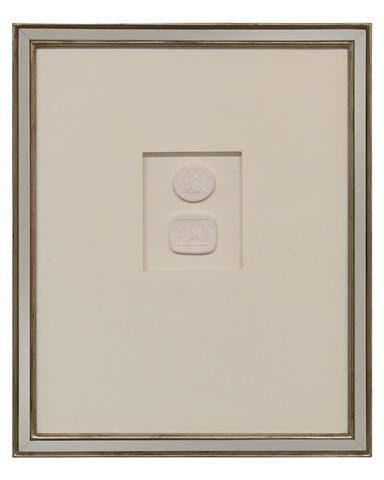 John Richard Collection - Ivory Intaglio V - GBG-0981E