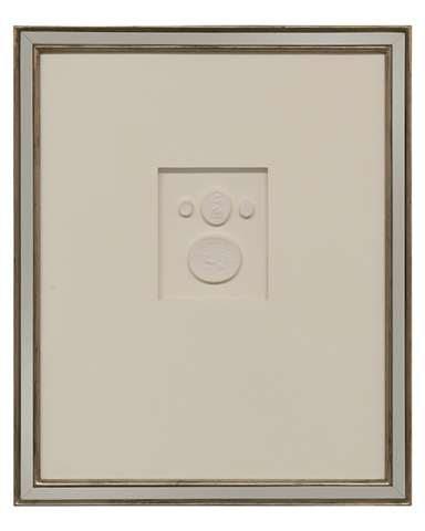 John Richard Collection - Ivory Intaglio VII - GBG-0981G