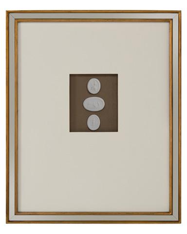 John Richard Collection - Mahogany Intaglio III - GBG-0982C