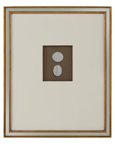John Richard Collection - Mahogany Intaglio V - GBG-0982E