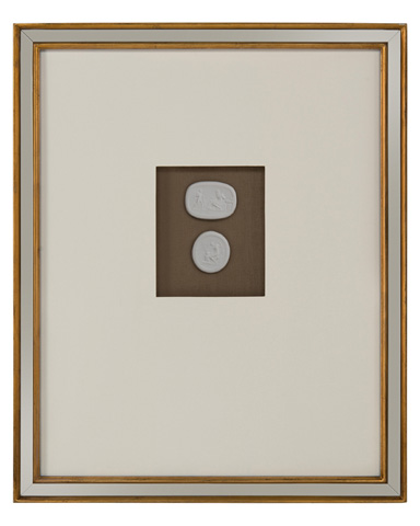John Richard Collection - Mahogany Intaglio VIII - GBG-0982H