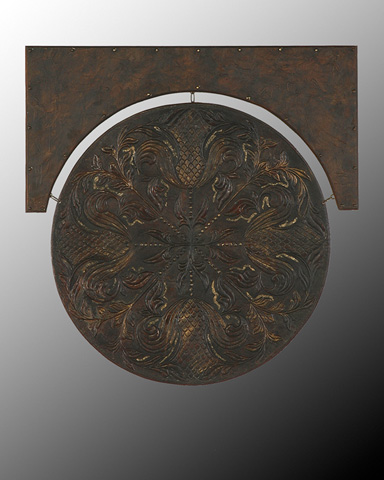 John Richard Collection - Round Wall Plaque - GRF-4132