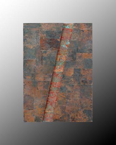 John Richard Collection - Copper Wall Art - GRF-4346