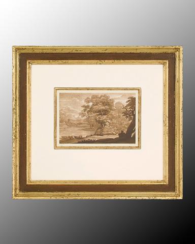 John Richard Collection - Pastoral Landscape II - GRF-4397B