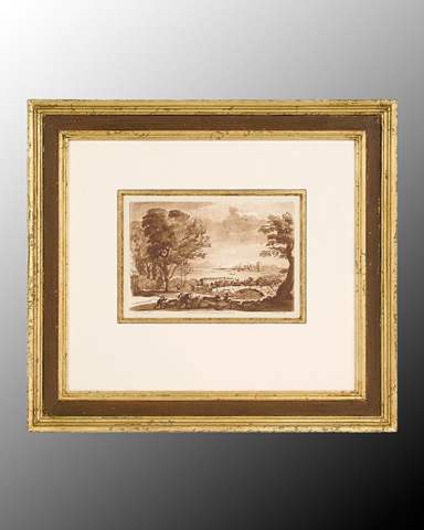 John Richard Collection - Pastoral Landscape V - GRF-4397E