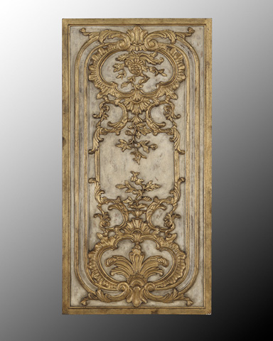 John Richard Collection - Hand Painted Wood Pnl I - GRF-4634A