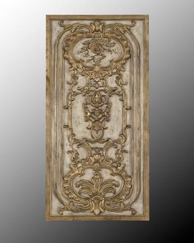 John Richard Collection - Hand Painted Wood Pnl II - GRF-4634B
