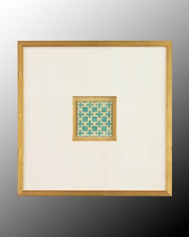 John Richard Collection - Modern Symmetry III - GRF-4988C