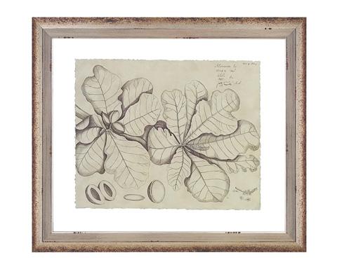 John Richard Collection - Vintage Leaf Study I - GRF-5156A