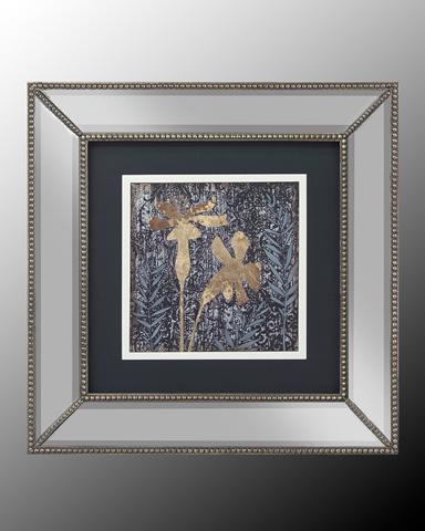 John Richard Collection - Gilded Silhouette III - GRF-5157C
