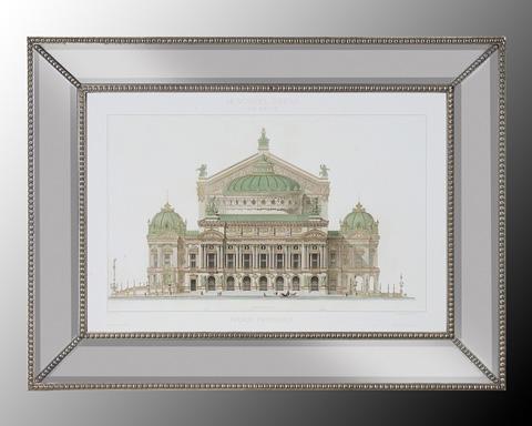 John Richard Collection - Paris Opera House II - GRF-5164B