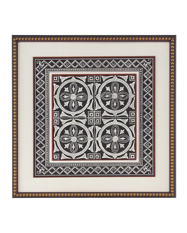 John Richard Collection - Non Embellished Tile I - GRF-5260A