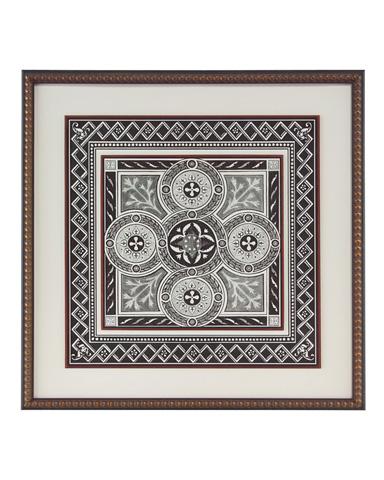 John Richard Collection - Non Embellished Tile III - GRF-5260C