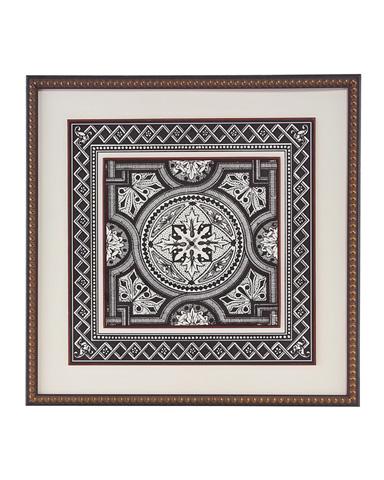 John Richard Collection - Non Embellished Tile IV - GRF-5260D